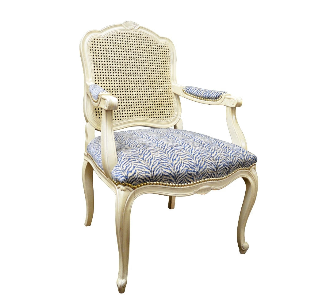 Louis XV Style Fauteuil