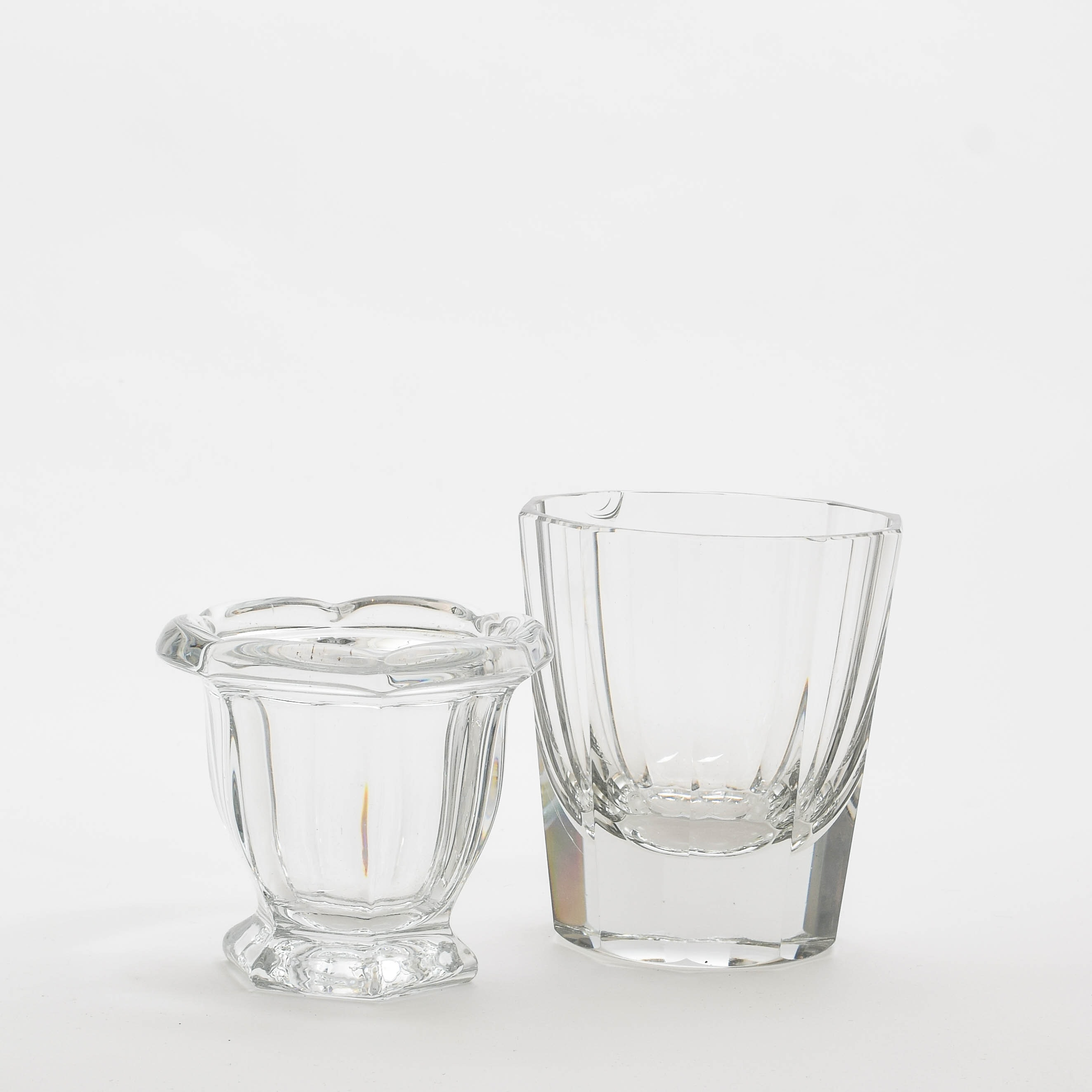 Pair of Baccarat Glasses