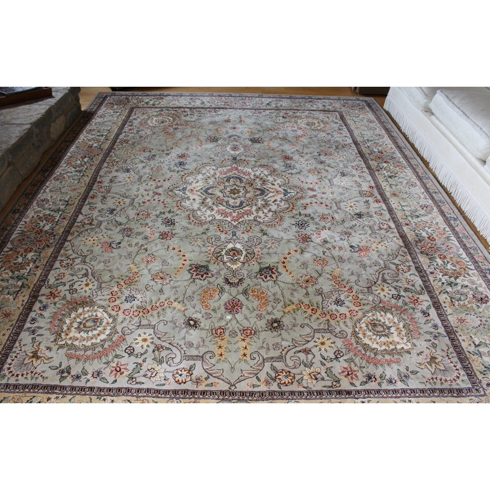 "Hand-Tufted Nourison ""2000 Collection"" Room Size Rug"