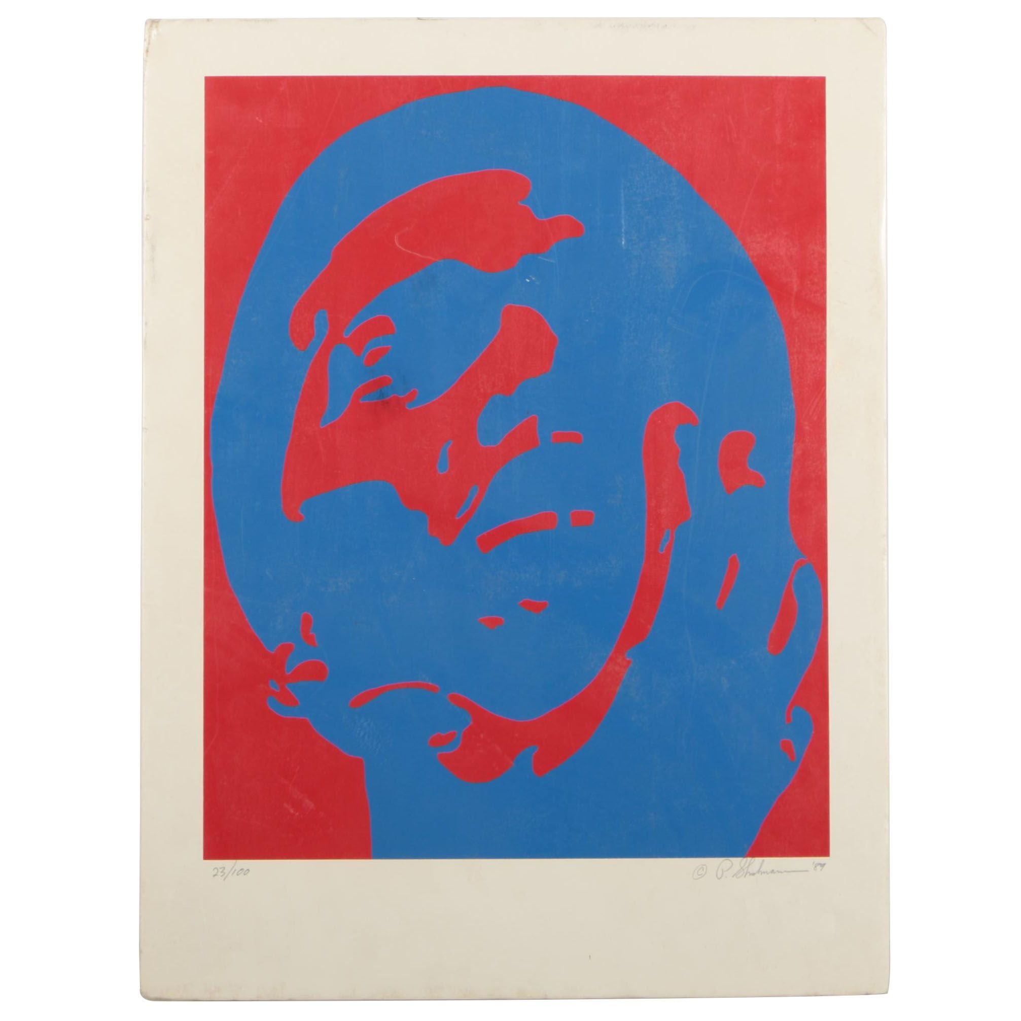 Peter Shulman Limited Edition Serigraph Print