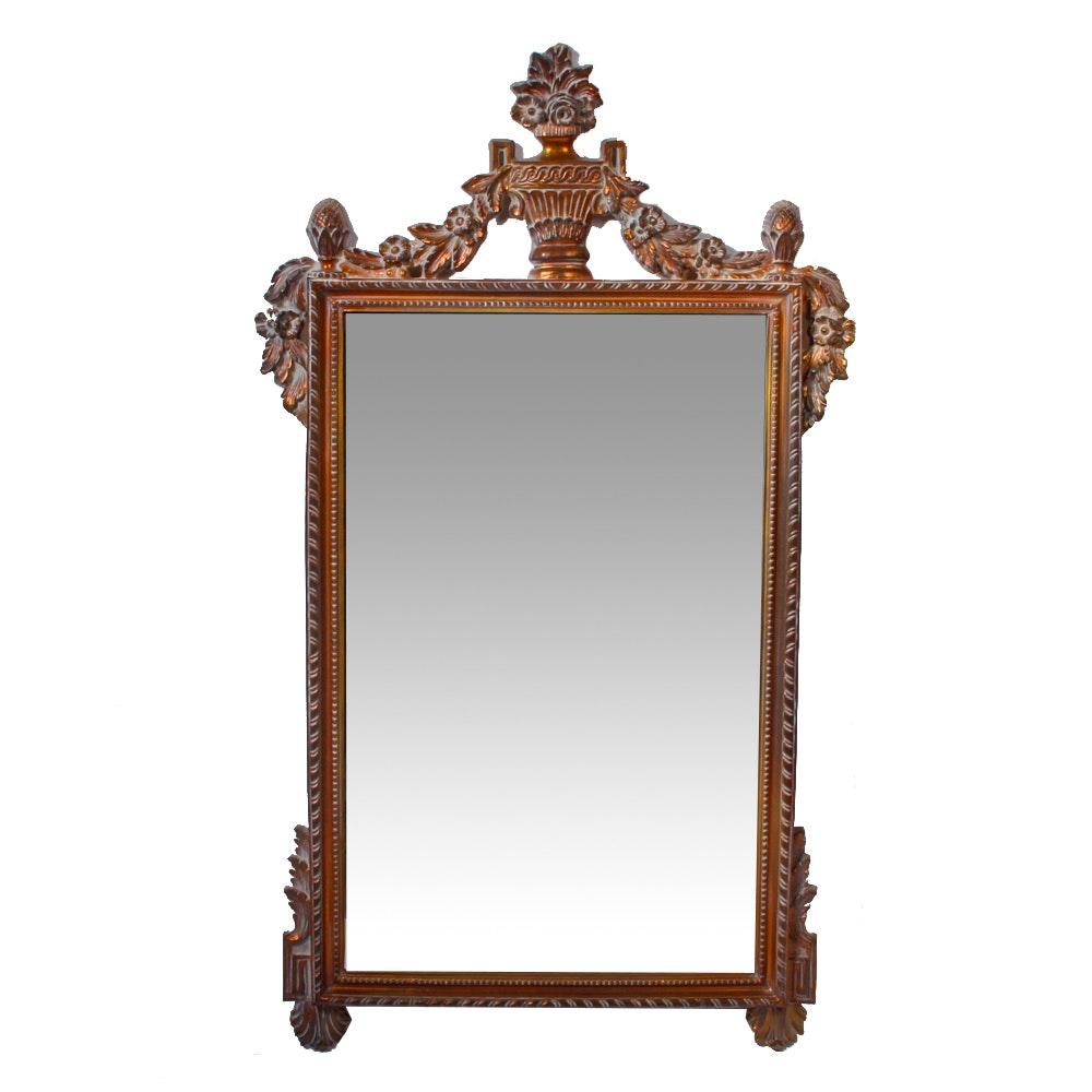 Uttermost Gilt Framed Wall Mirror