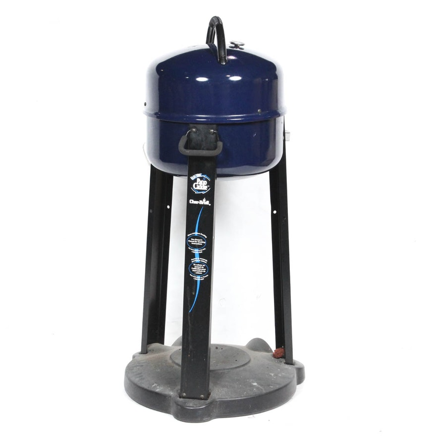 Char-Broil Electric Patio Caddie Grill ... - Char-Broil Electric Patio Caddie Grill : EBTH