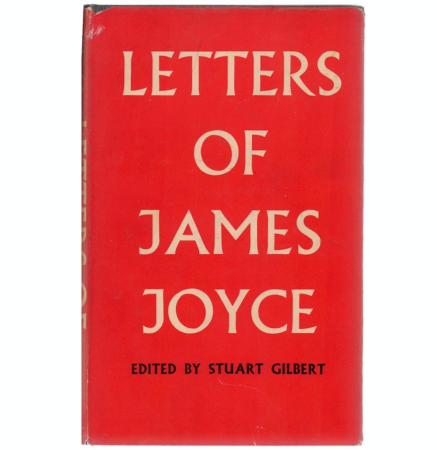 letters of james joyce pdf