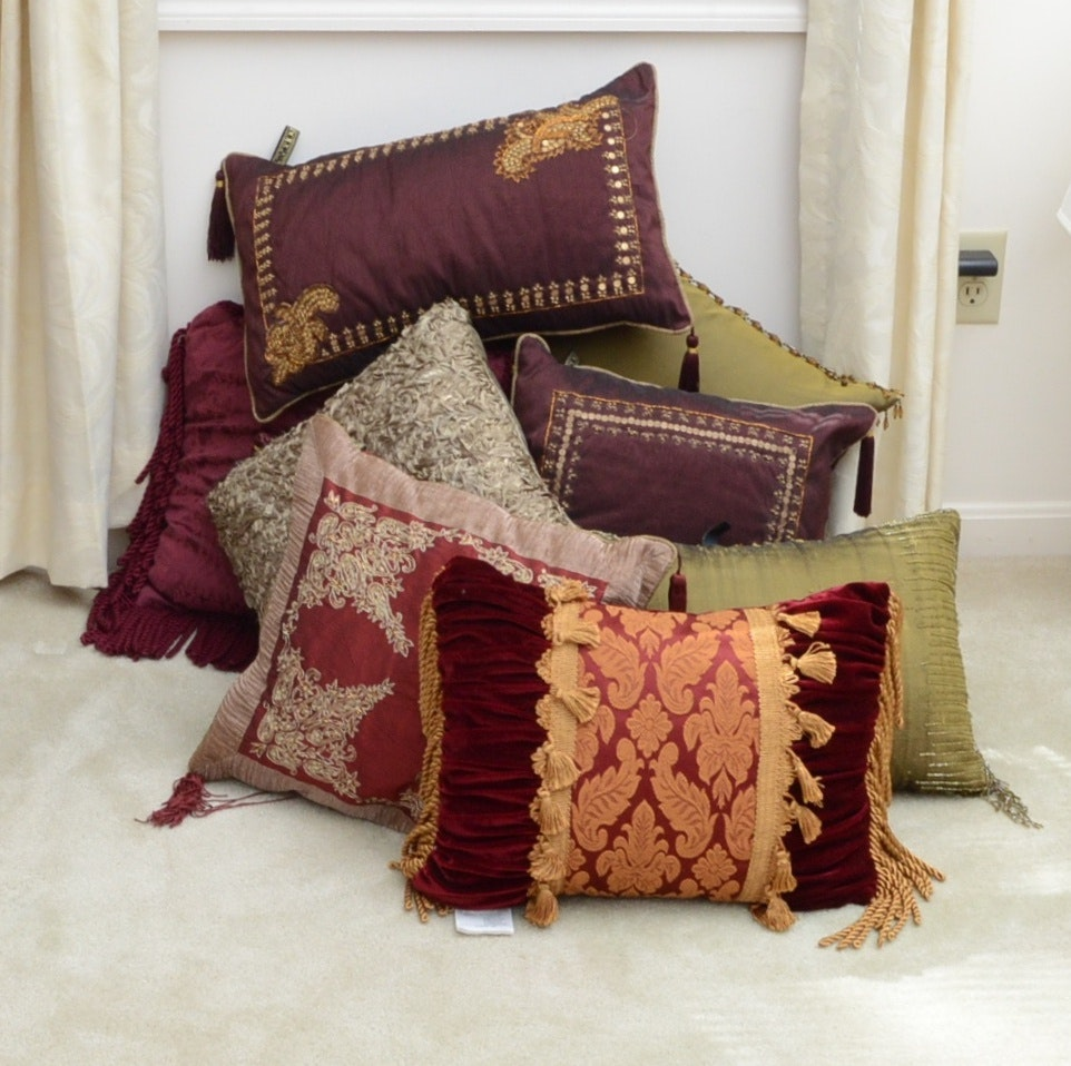 Collection of Accent Pillows