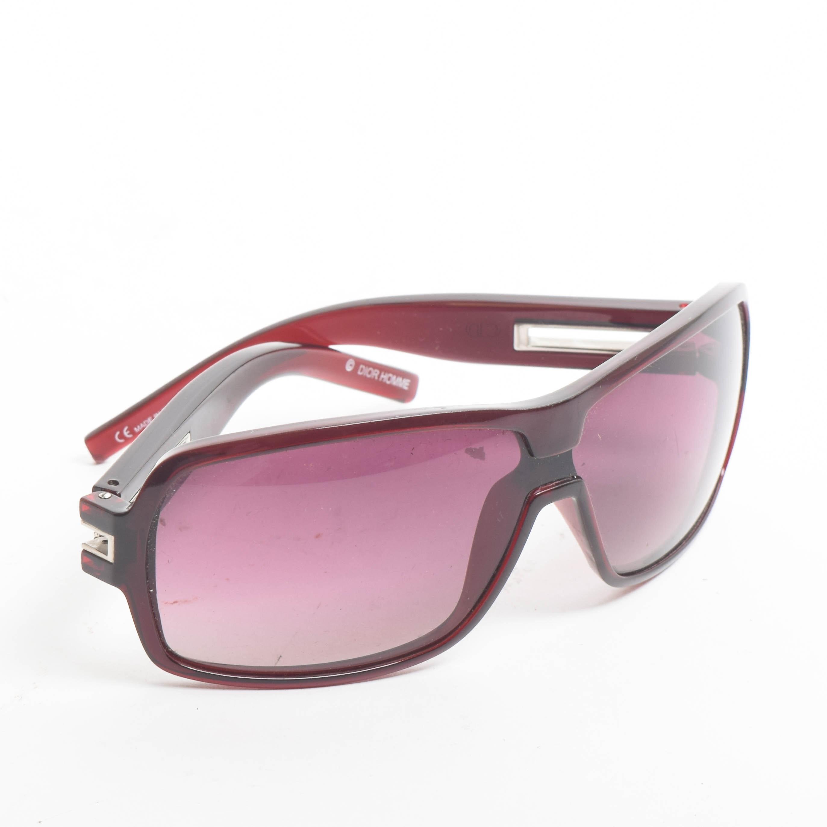 Men's Christian Dior Sunglasses