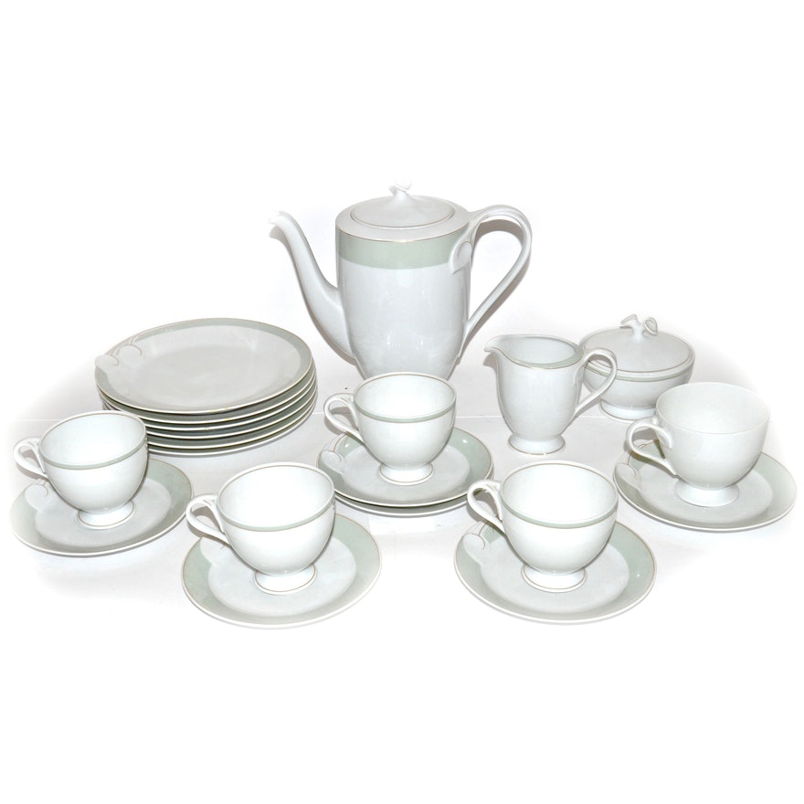 Hutschenreuther Germany Chloé Coffee Serving Set