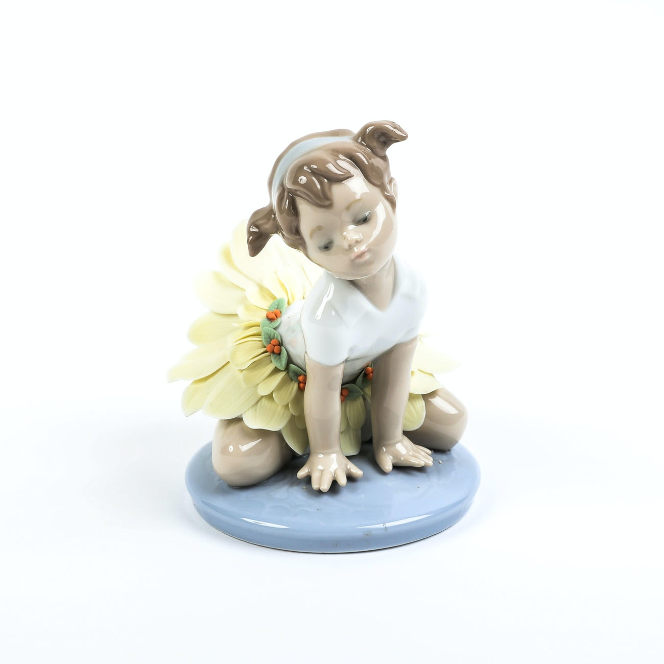 "Lladró ""Oopsy Daisy"" Porcelain Figurine"