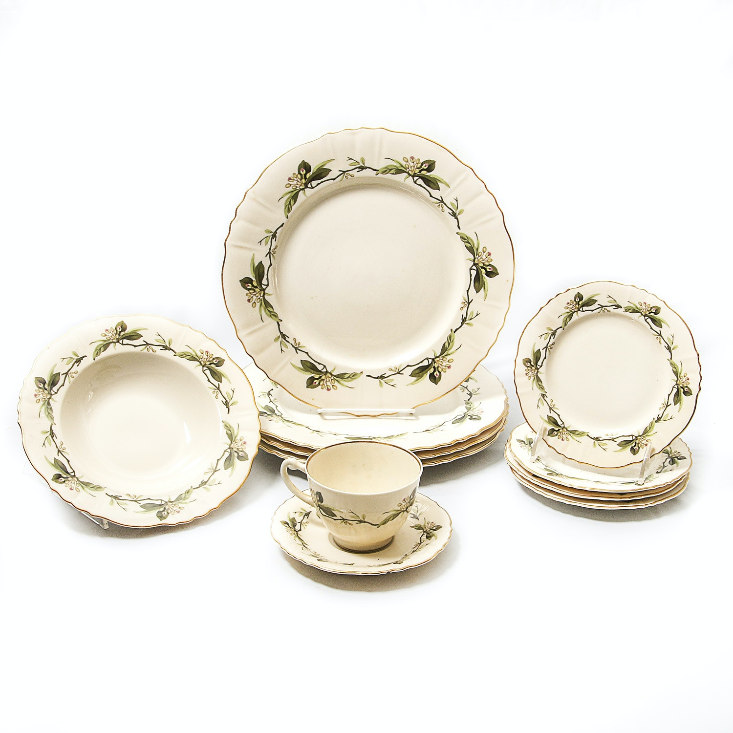 "Syracuse ""Westvale"" China Grouping"