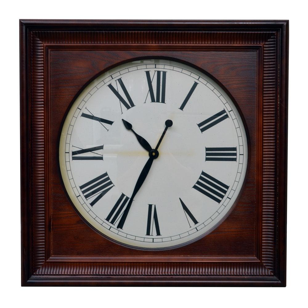 Sherwood Wall Clock