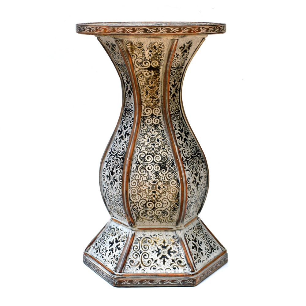 Moroccan Style Accent Table