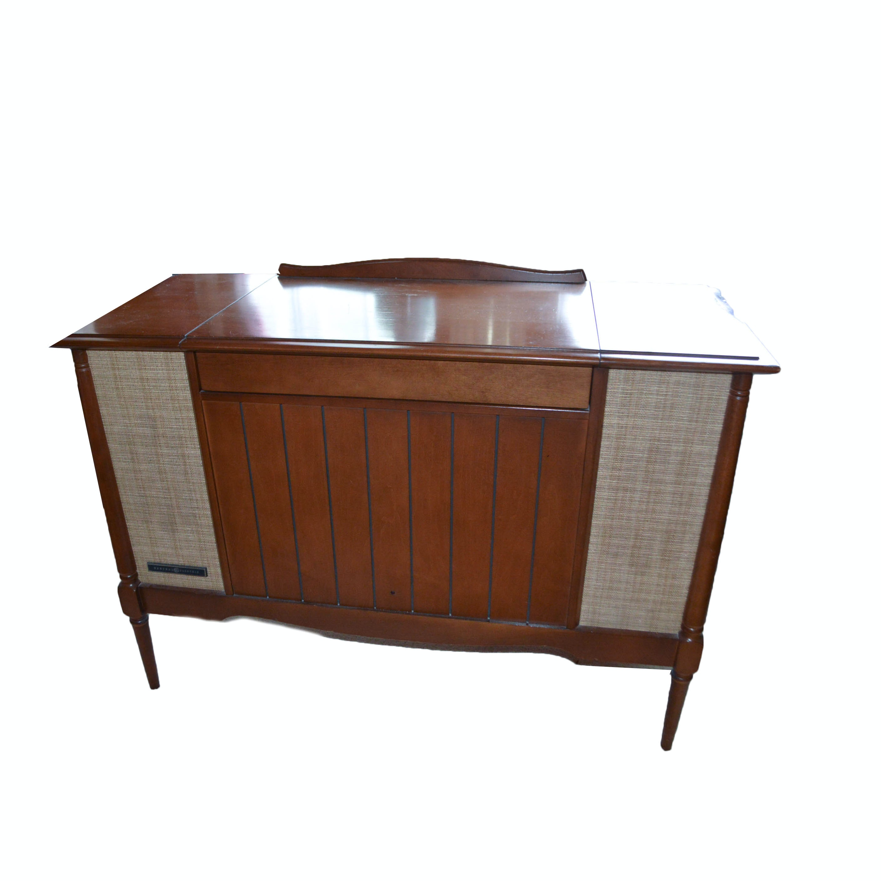 Vintage Stereo Cabinet by General Electric