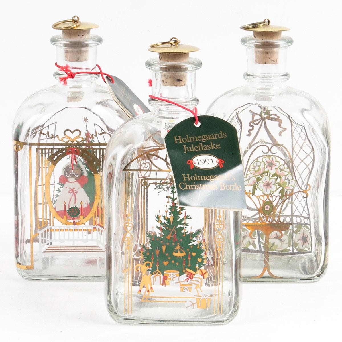 Holmegaard's Bottle Assortment