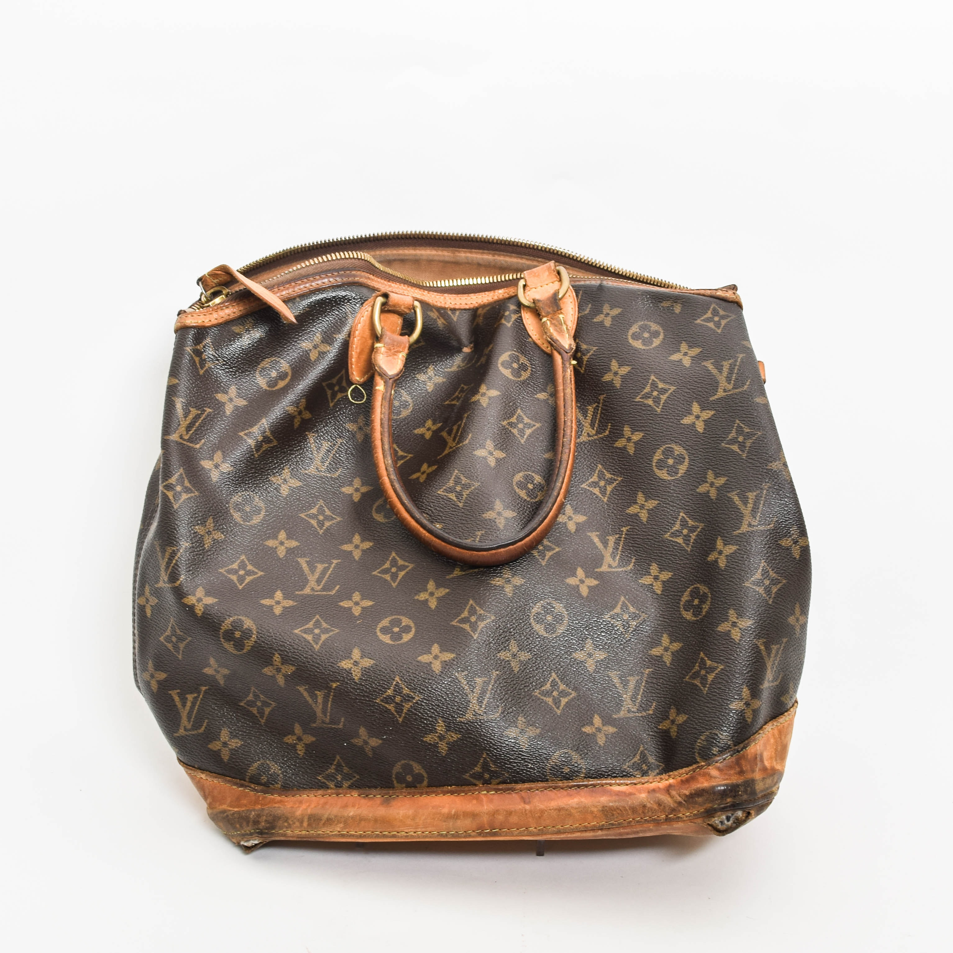 Vintage Louis Vuitton Alma Handbag