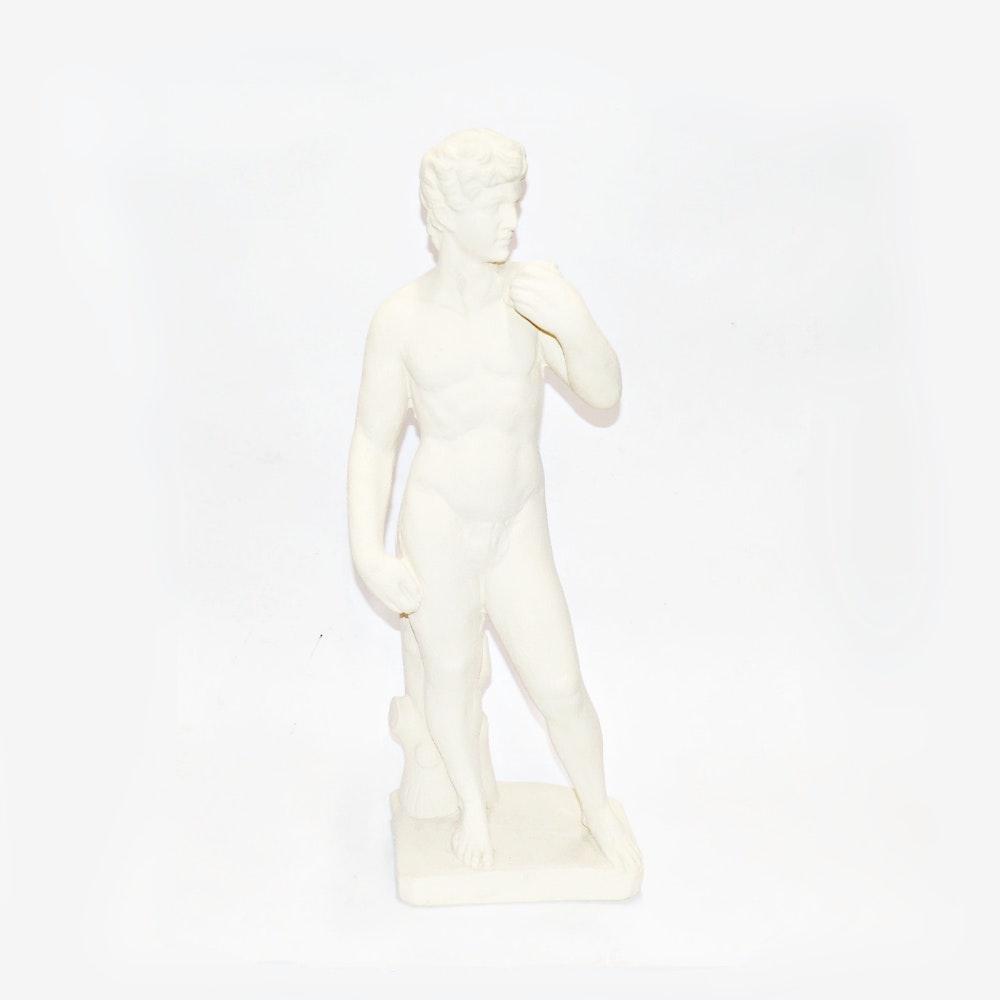 Reproduction Sculpture of David