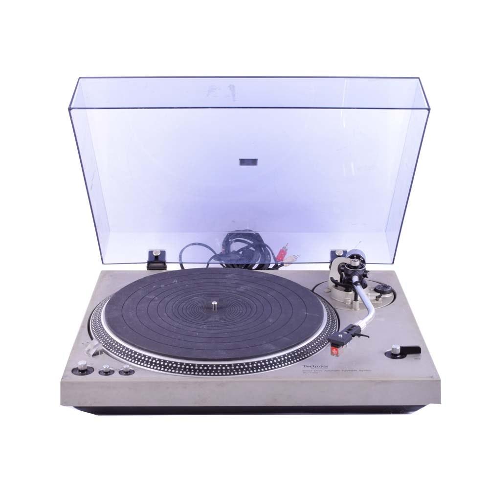 Technics by Panasonic Vintage Automatic Turntable System