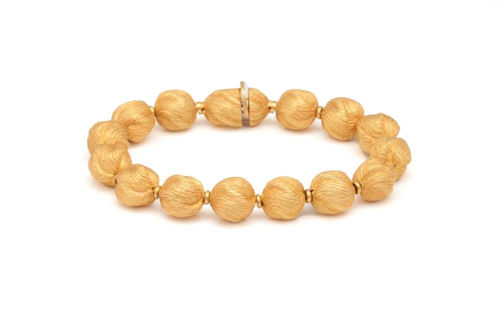 18K Yellow Gold Roberto Coin Bracelet
