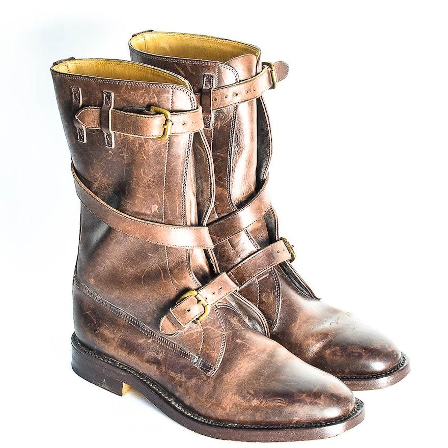 f2410052041 Men's Polo Ralph Lauren Boots
