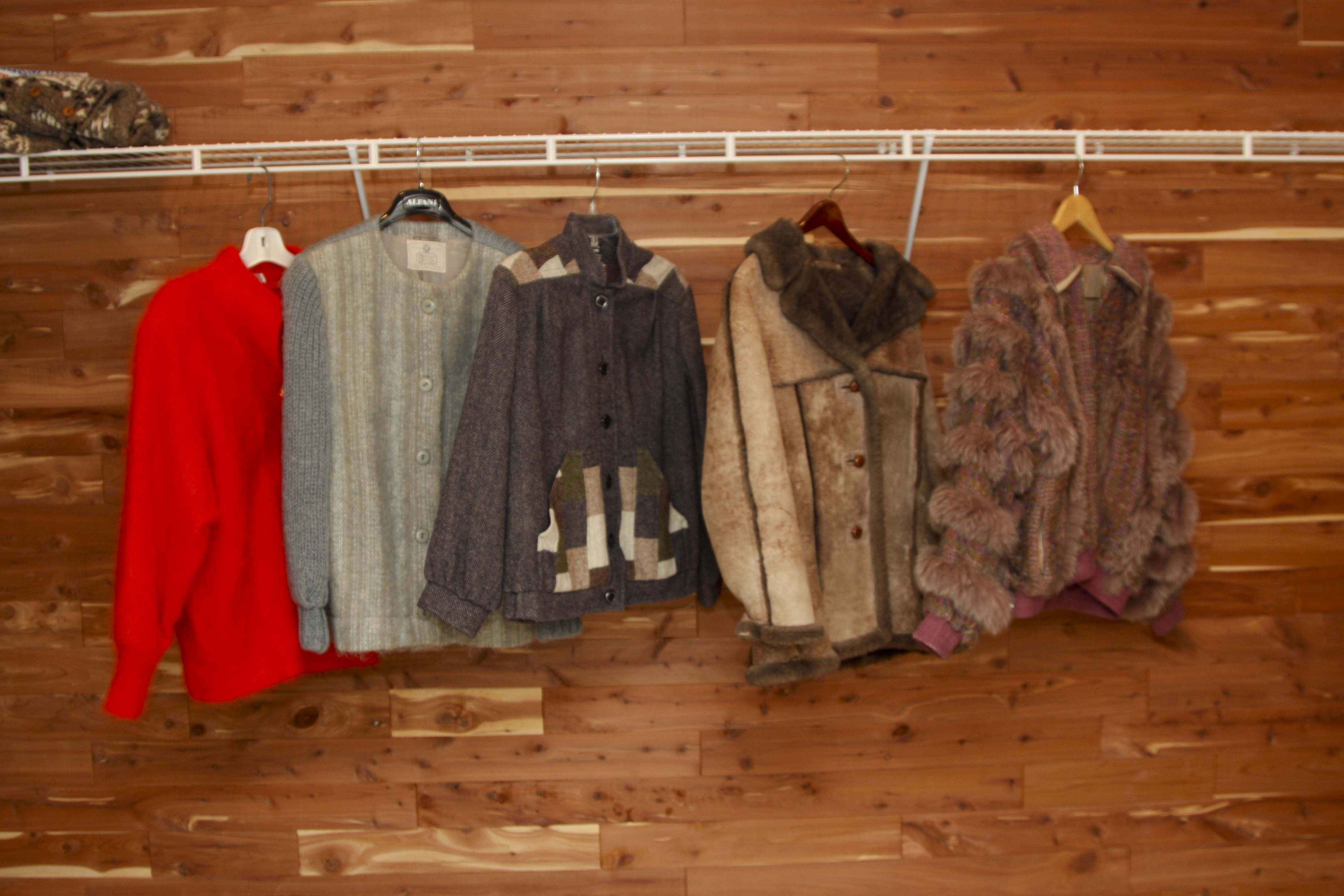 Designer Sweaters and Jackets