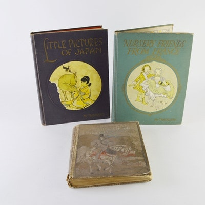 Collection of Three Childrens Books