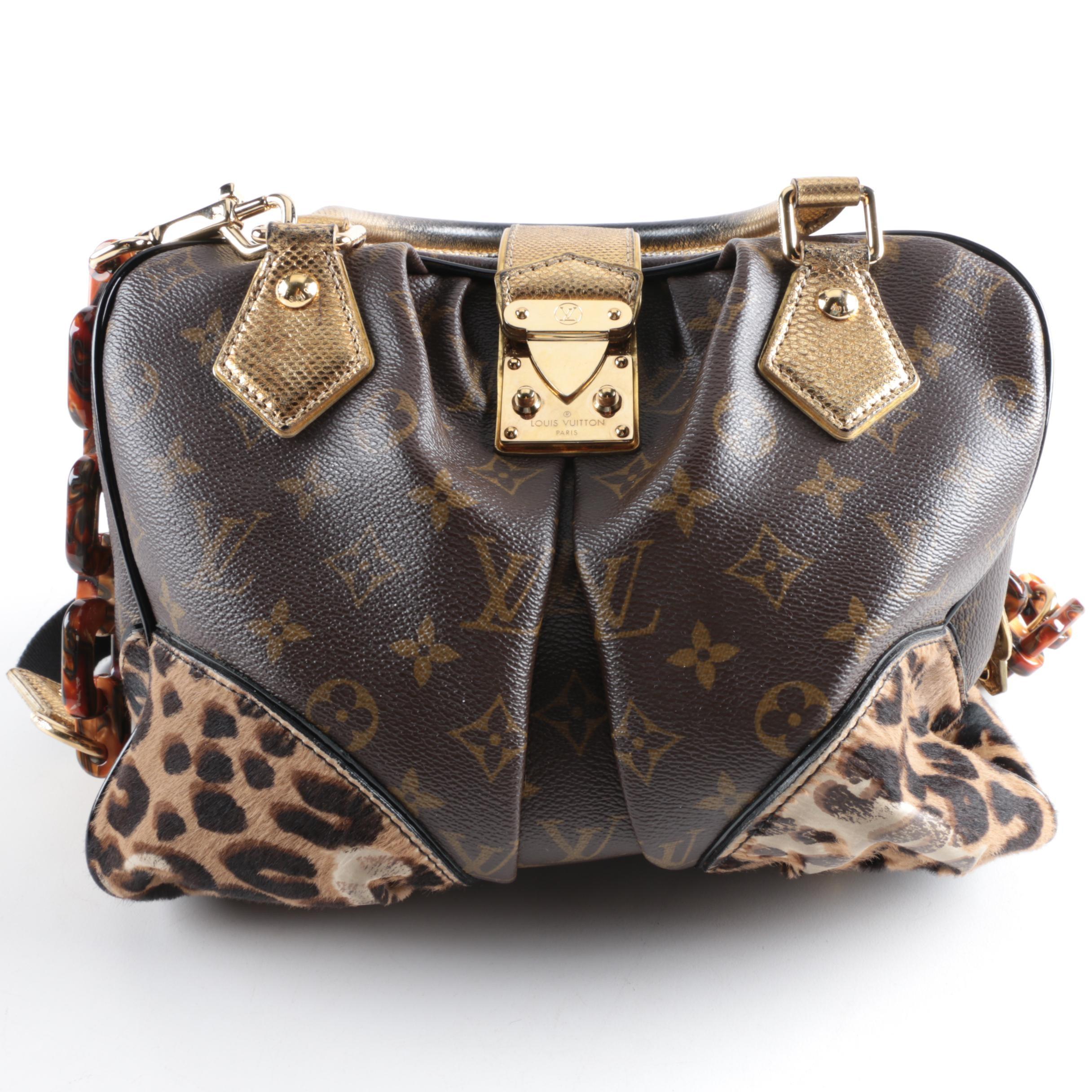 2006 Louis Vuitton Limited Edition Adele Handbag