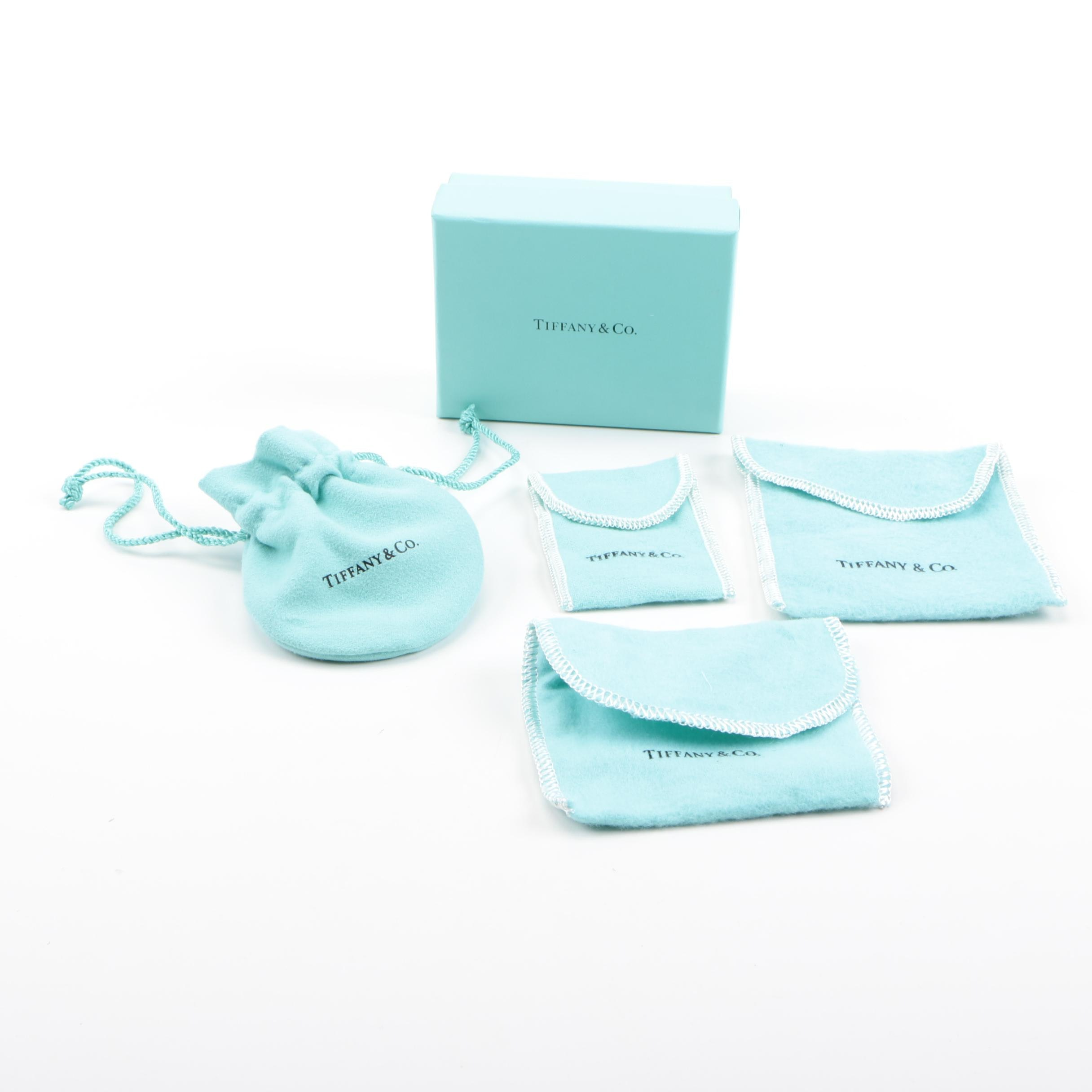 Tiffany & Co. Box and Bags