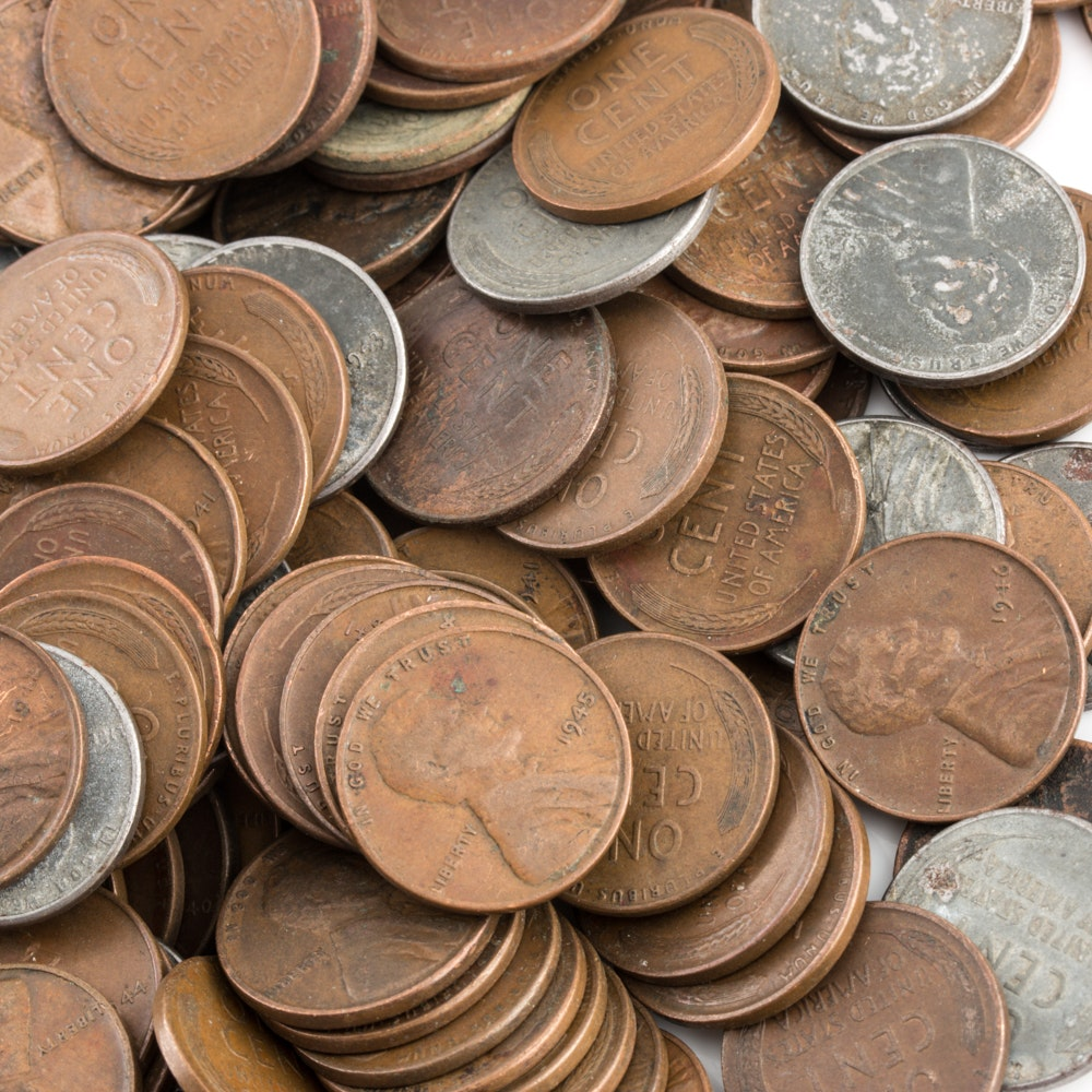 United States Copper Coin Collection