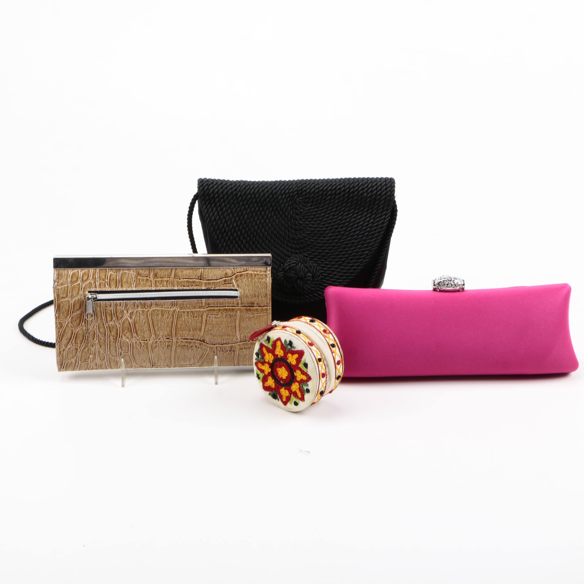 Assortment of Clutches and Coin Purses