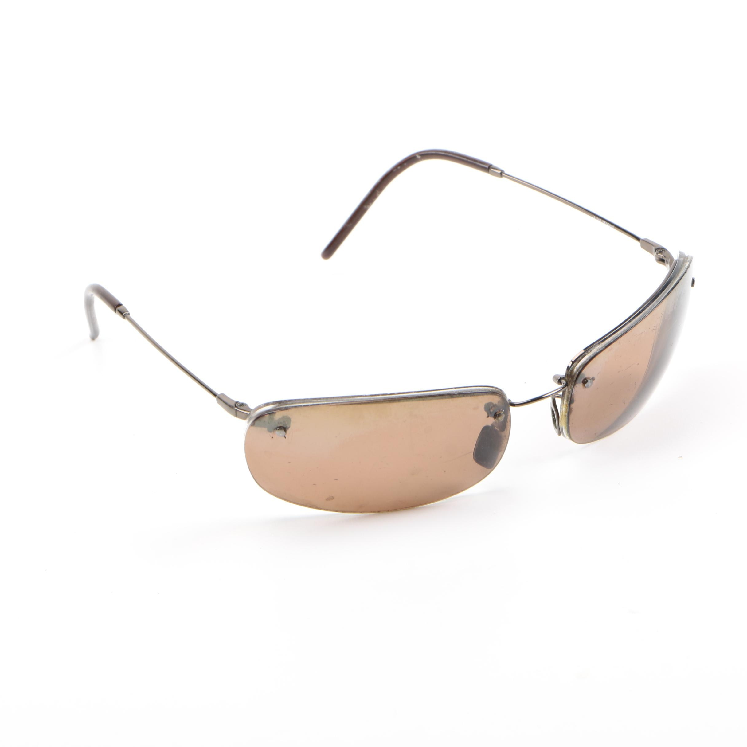 Prescription Maui Jim Rimless Sunglasses
