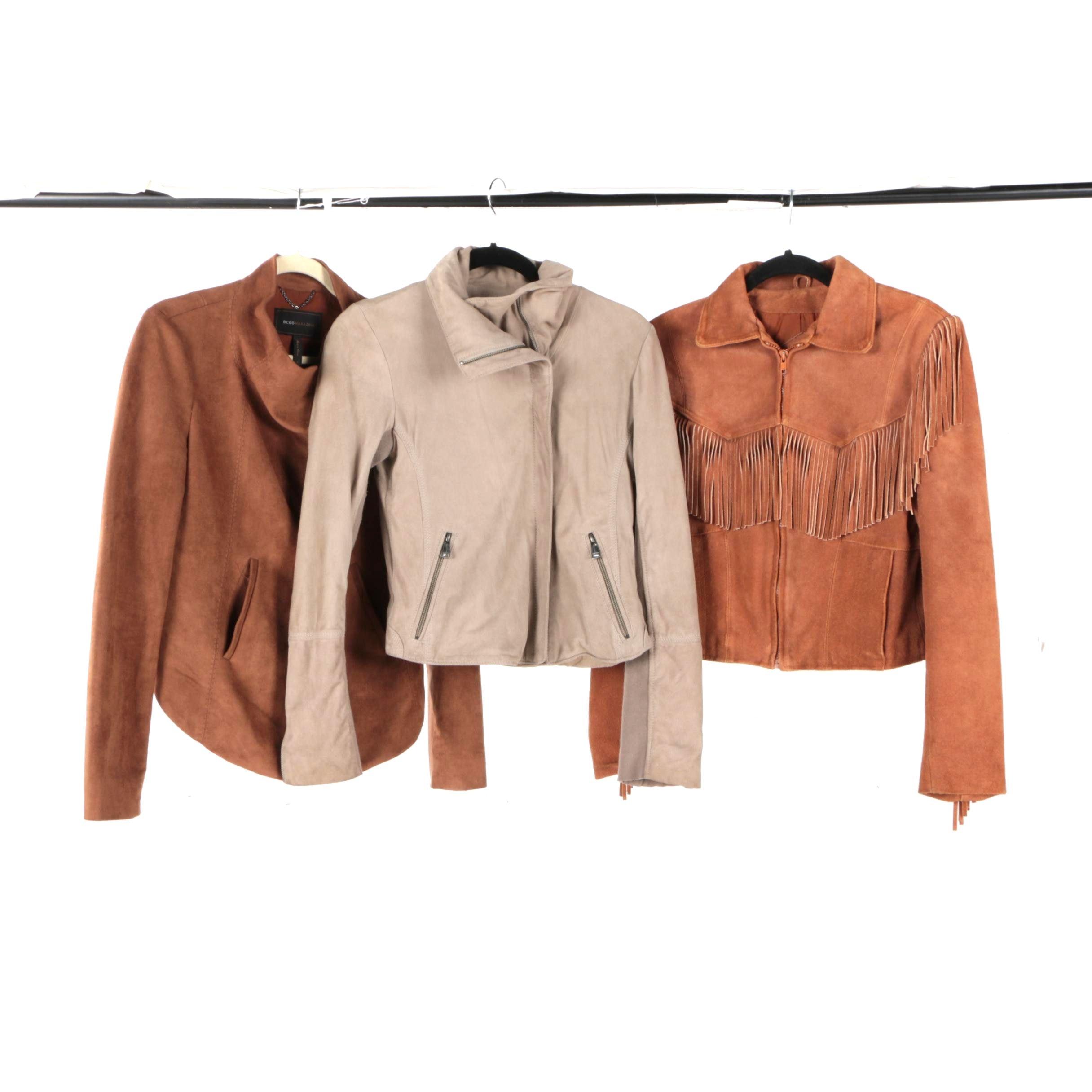 Women's Jackets Including BCBG