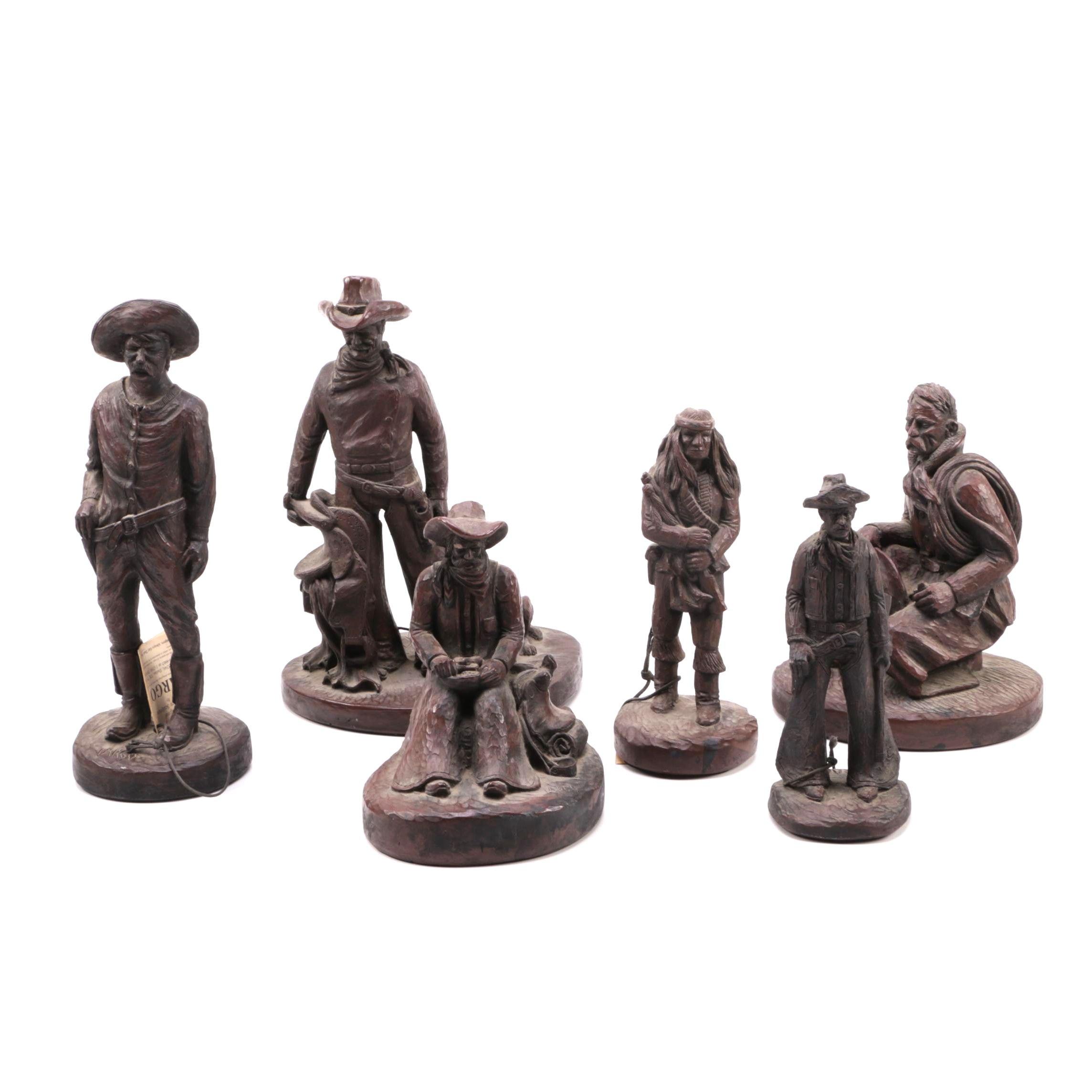 J. Largo Western Sculptures