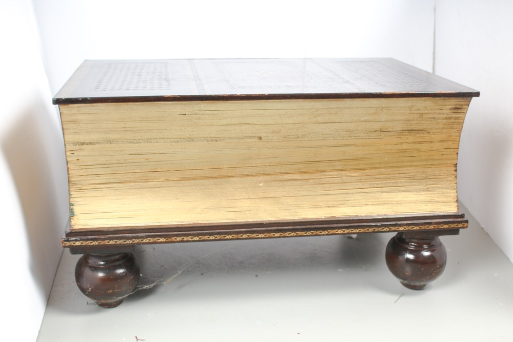 Maitland Smith Oversize Book Coffee Table ...