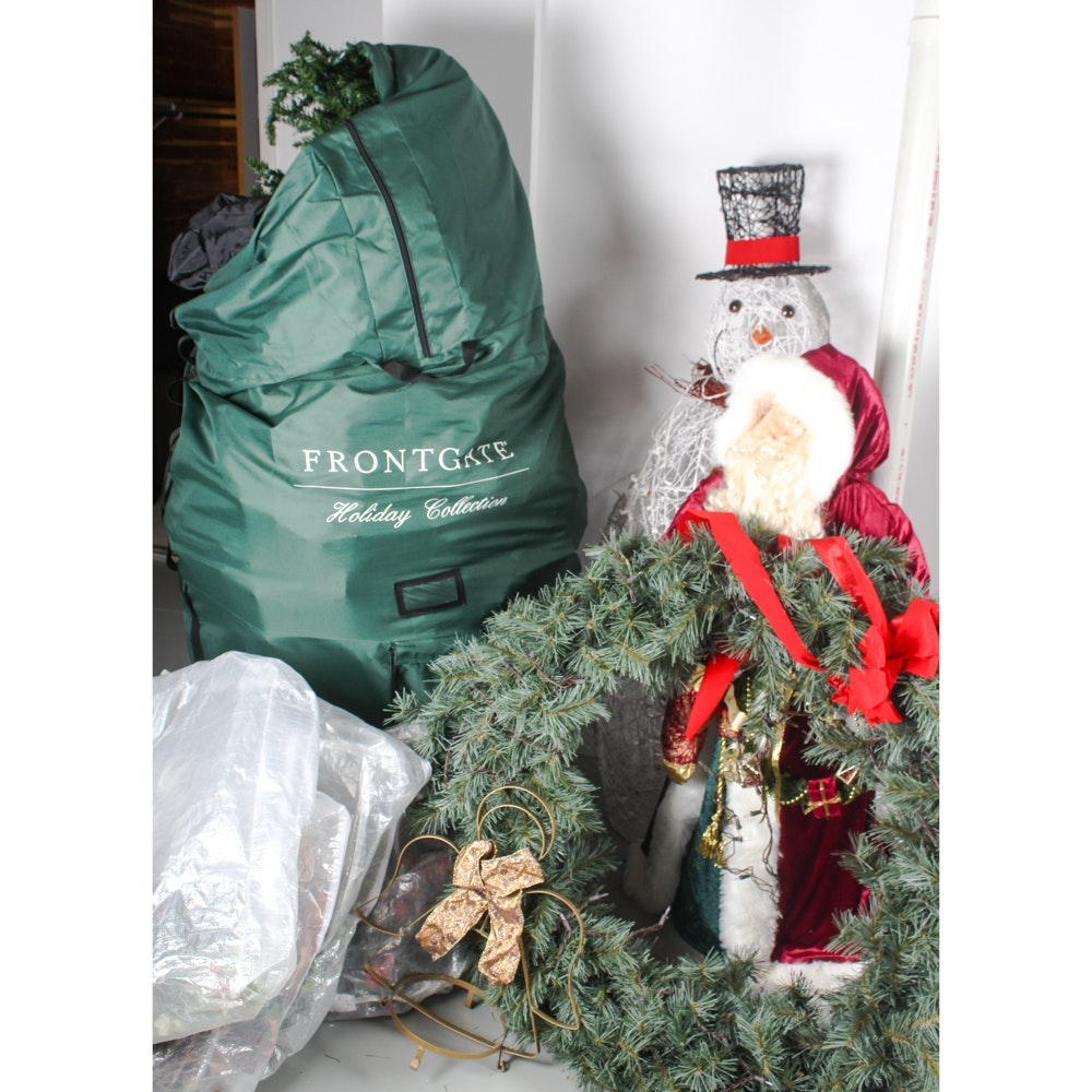 Christmas Tree by Frontgate and Seasonal Decor