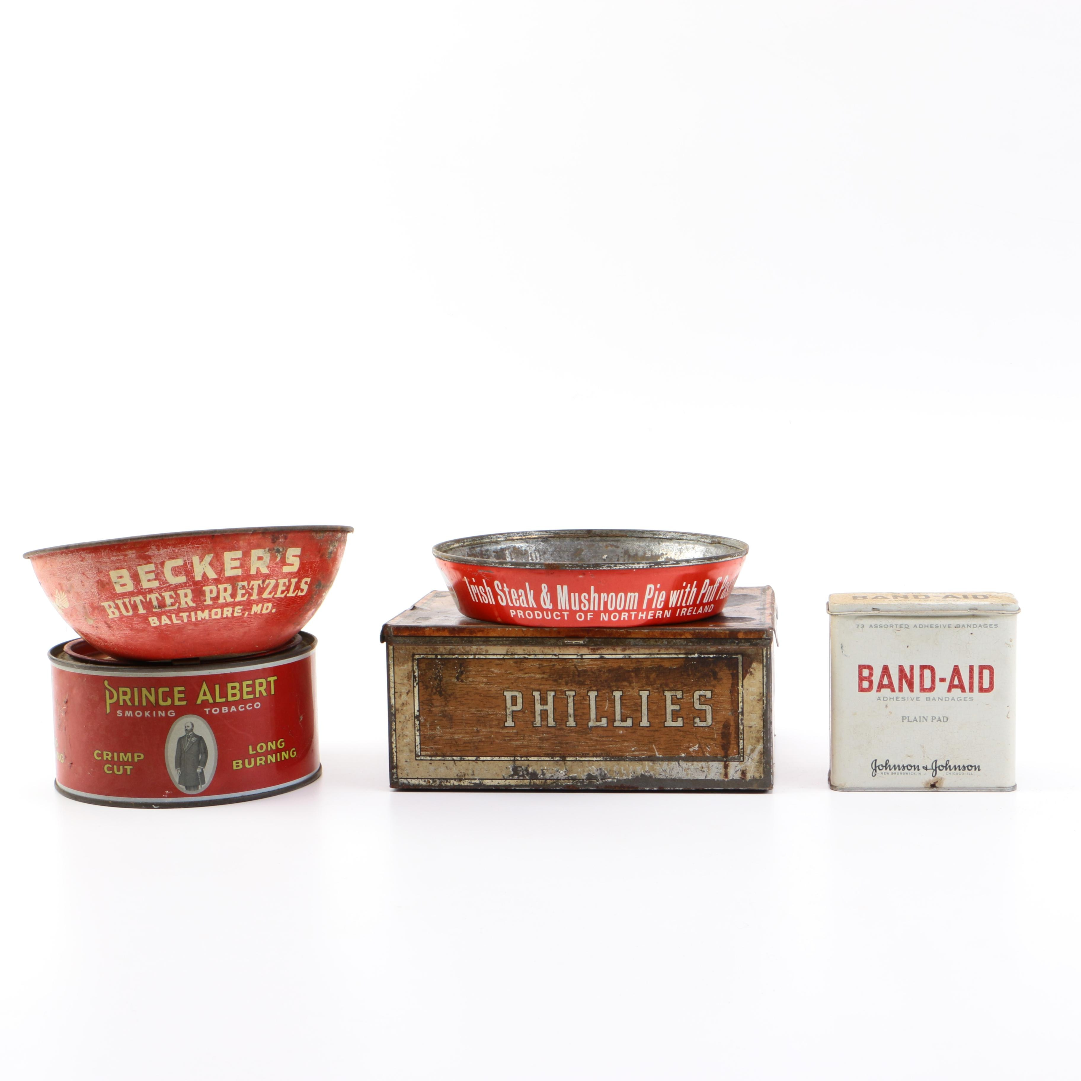 Food, Medical and Tobacco Containers