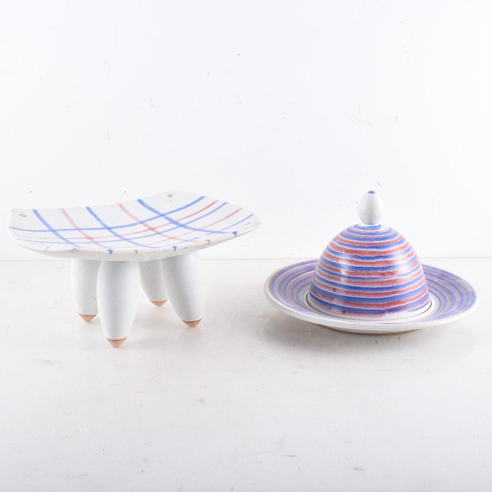 Handmade Ceramic Serveware