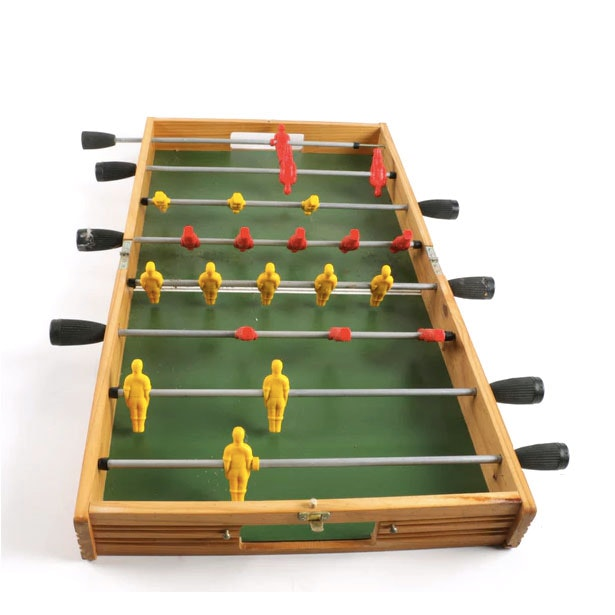 Portable Wooden Foosball Table ...