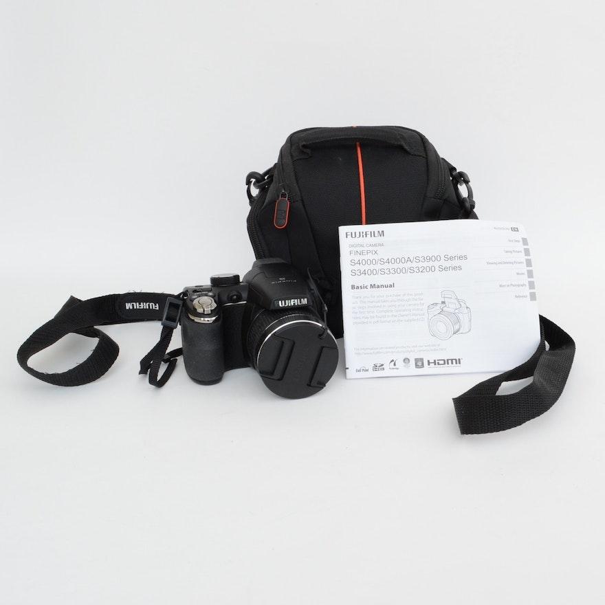 finepix s3400 manual