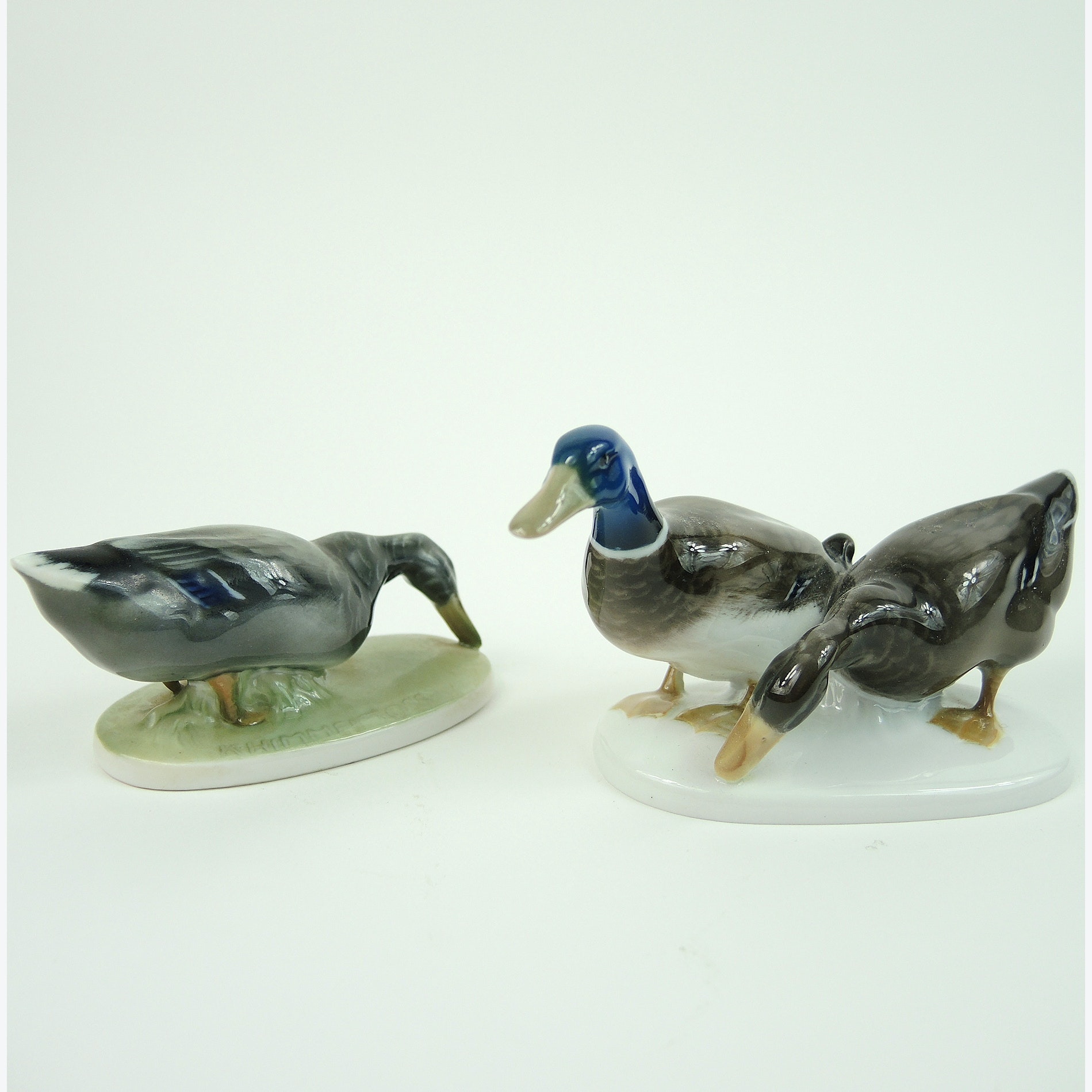 Rosenthal Duck Figurines
