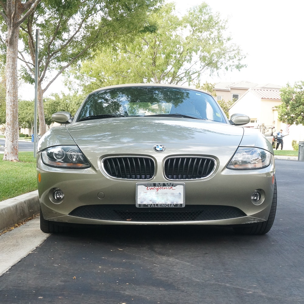 Bmw Z4 Convertible Price: 2005 BMW Z4 2.5i Convertible : EBTH