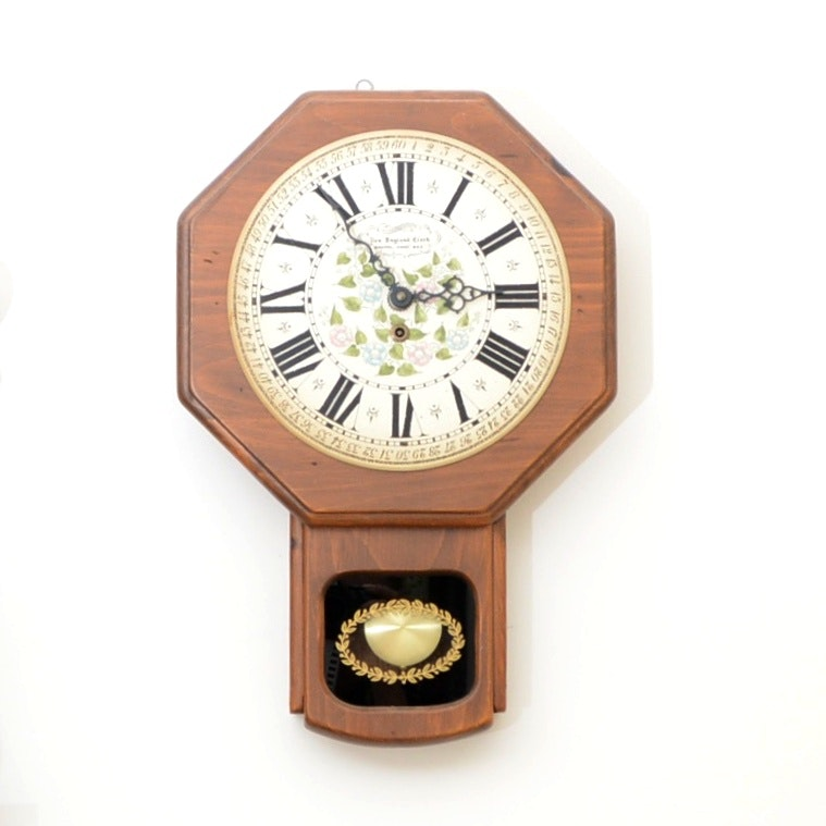 New England Wall Clock Co. Wall Clock