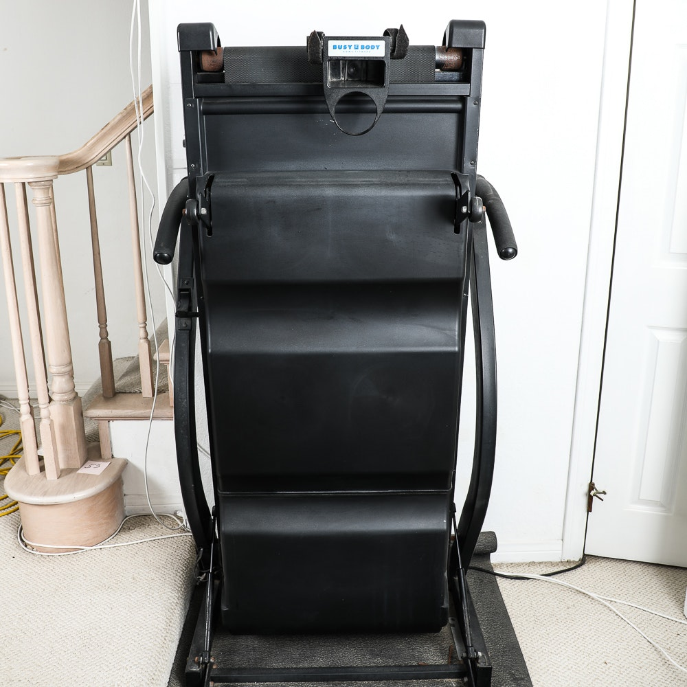 Peak Fitness 660T Folding Treadmill
