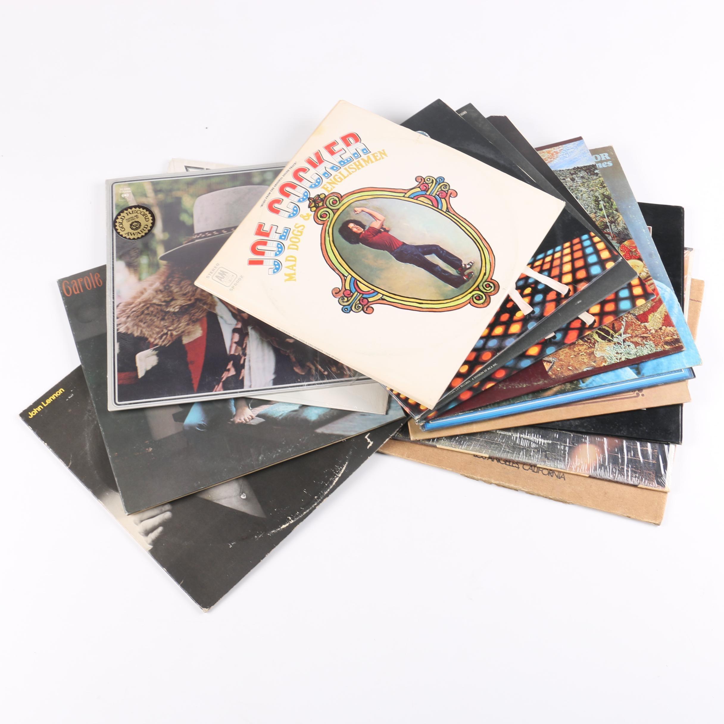 The Beatles, Joe Cocker, Fleetwood Mac, and Other Classic LPs