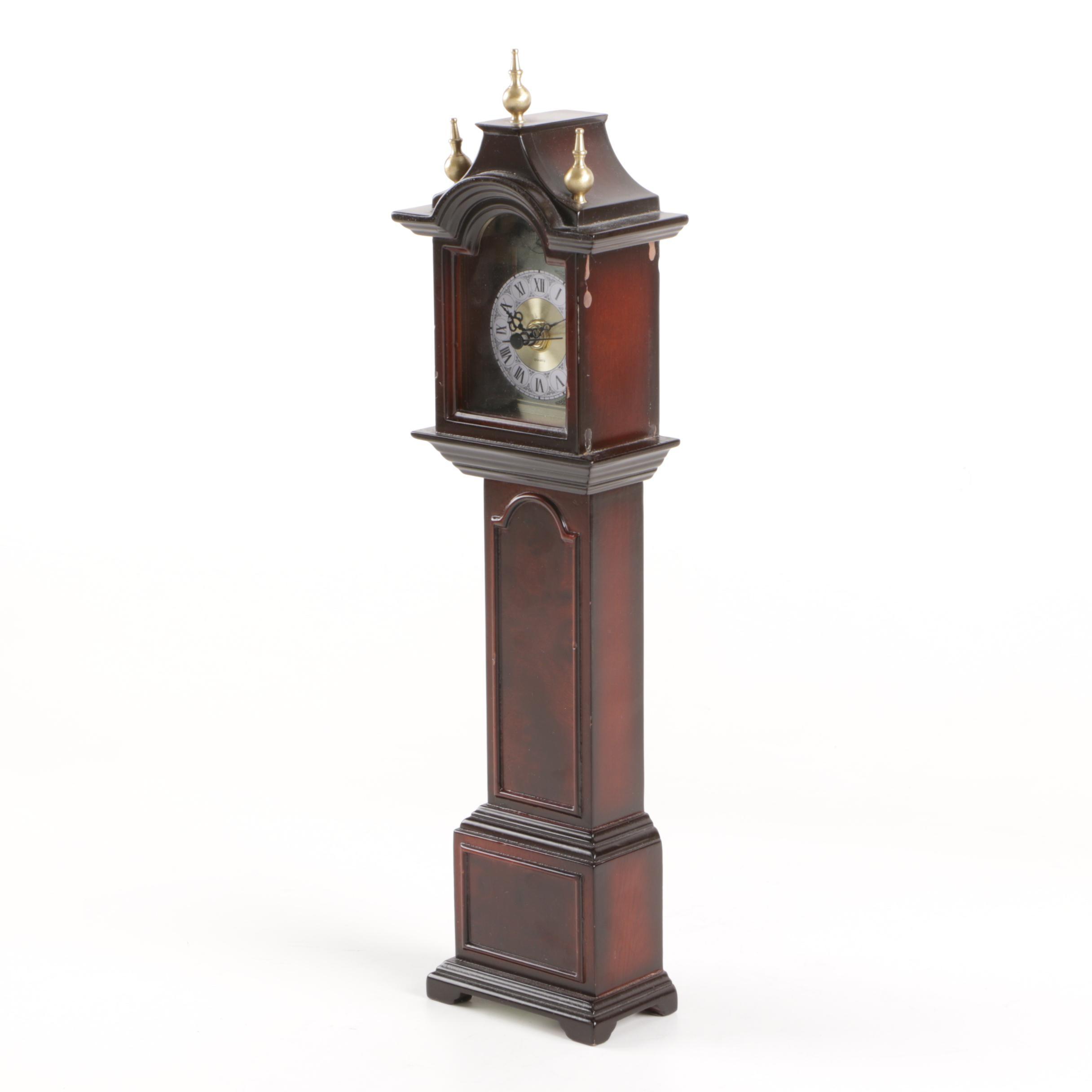 Bombay Minature Grandfathers Clock