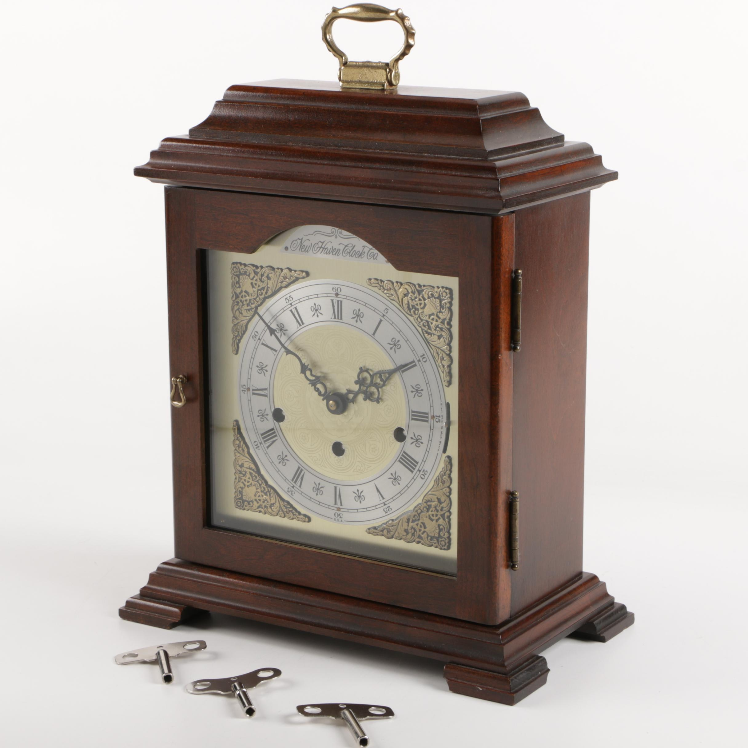 New Haven Clock Co. Carriage Clock