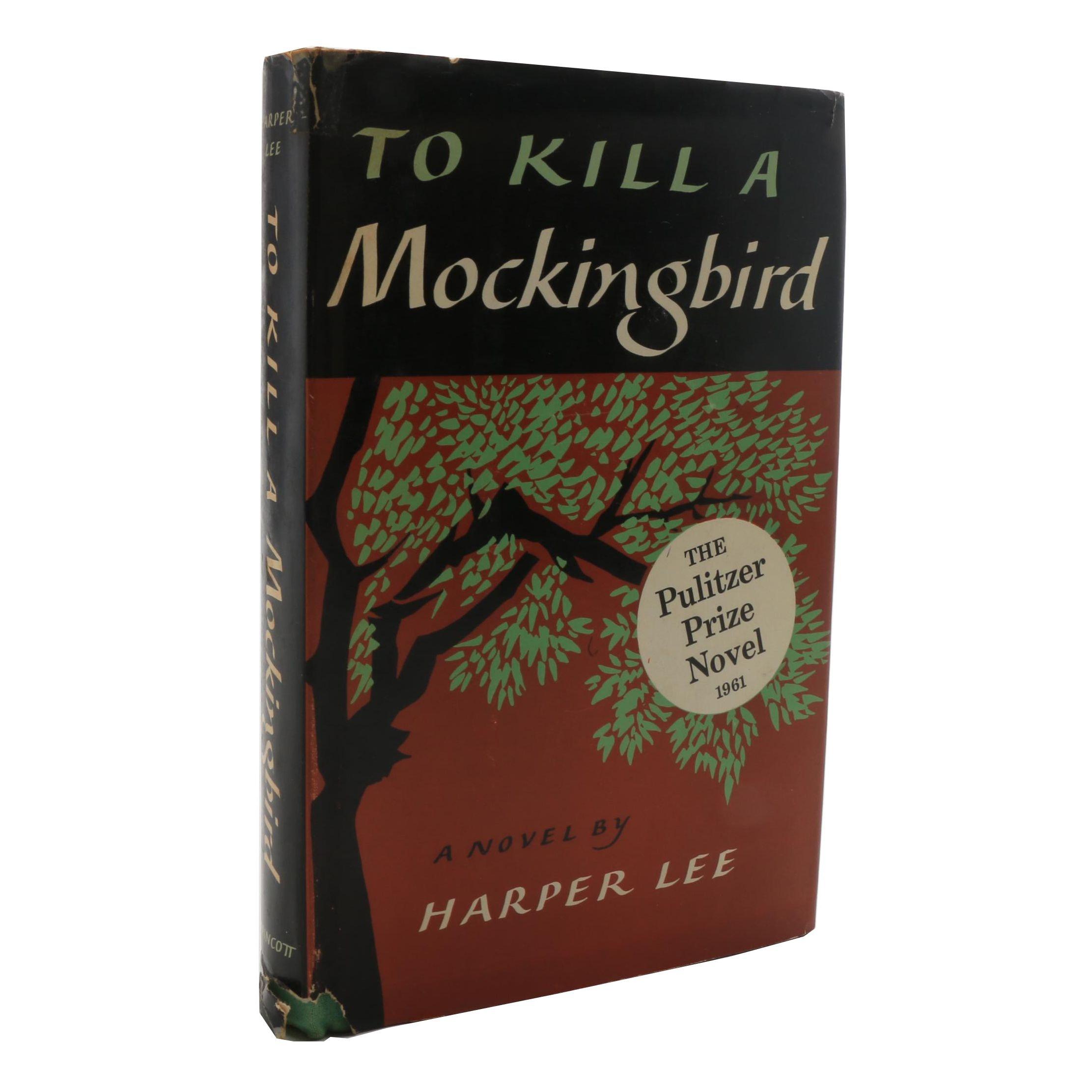 "1960 ""To Kill A Mockingbird"" Twenty-Fifth Impression"