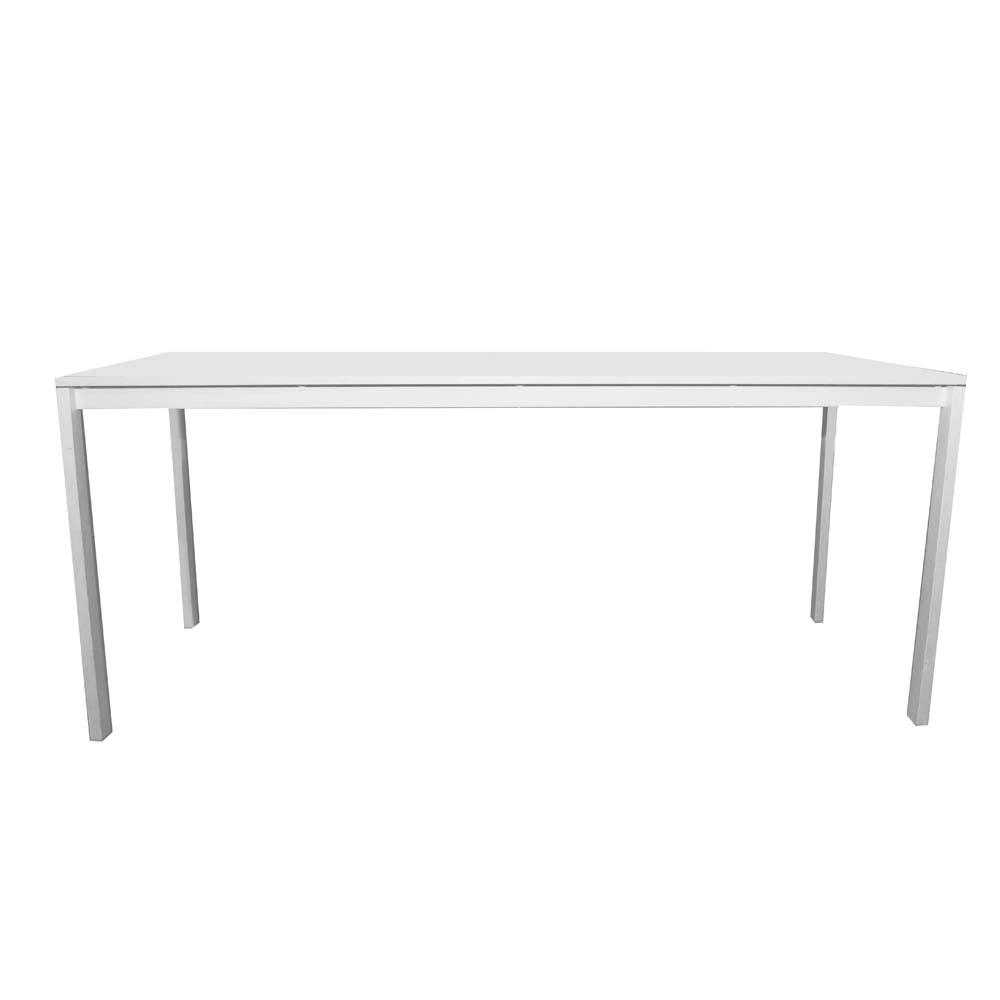 "Contemporary Ikea ""Melltorp"" Table"