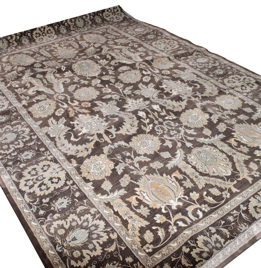 Thomasville Timeless Classic Contemporary Area Rug Ebth