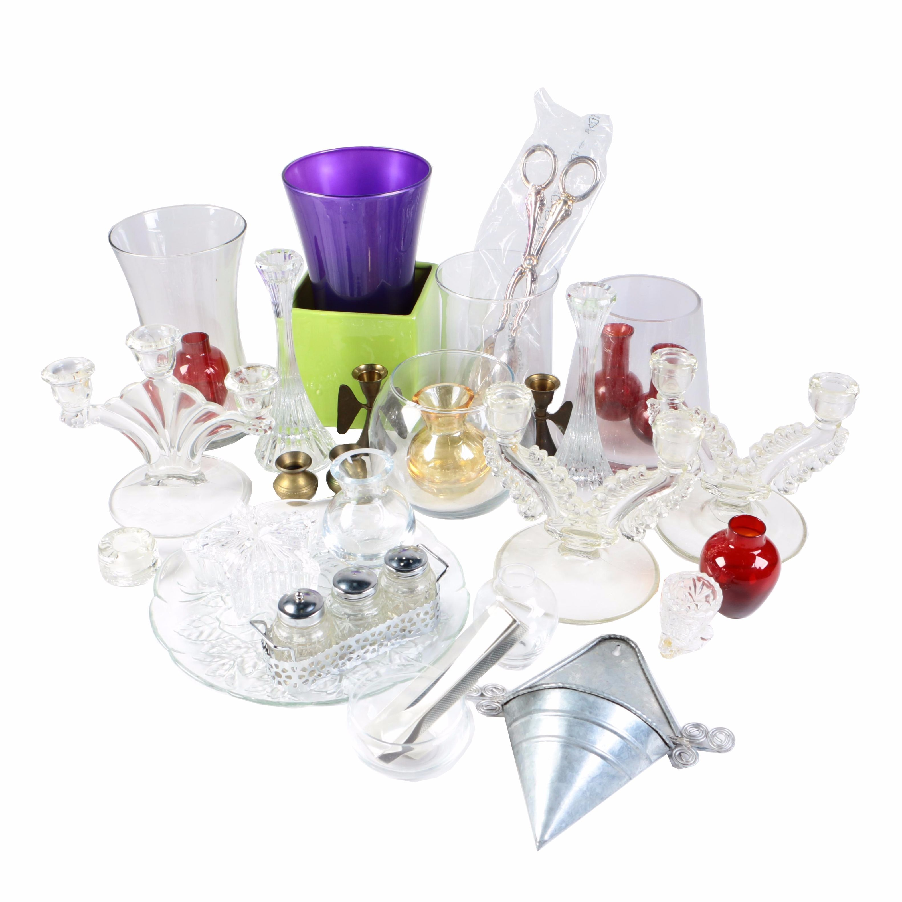 Large Assortment of Home Decor