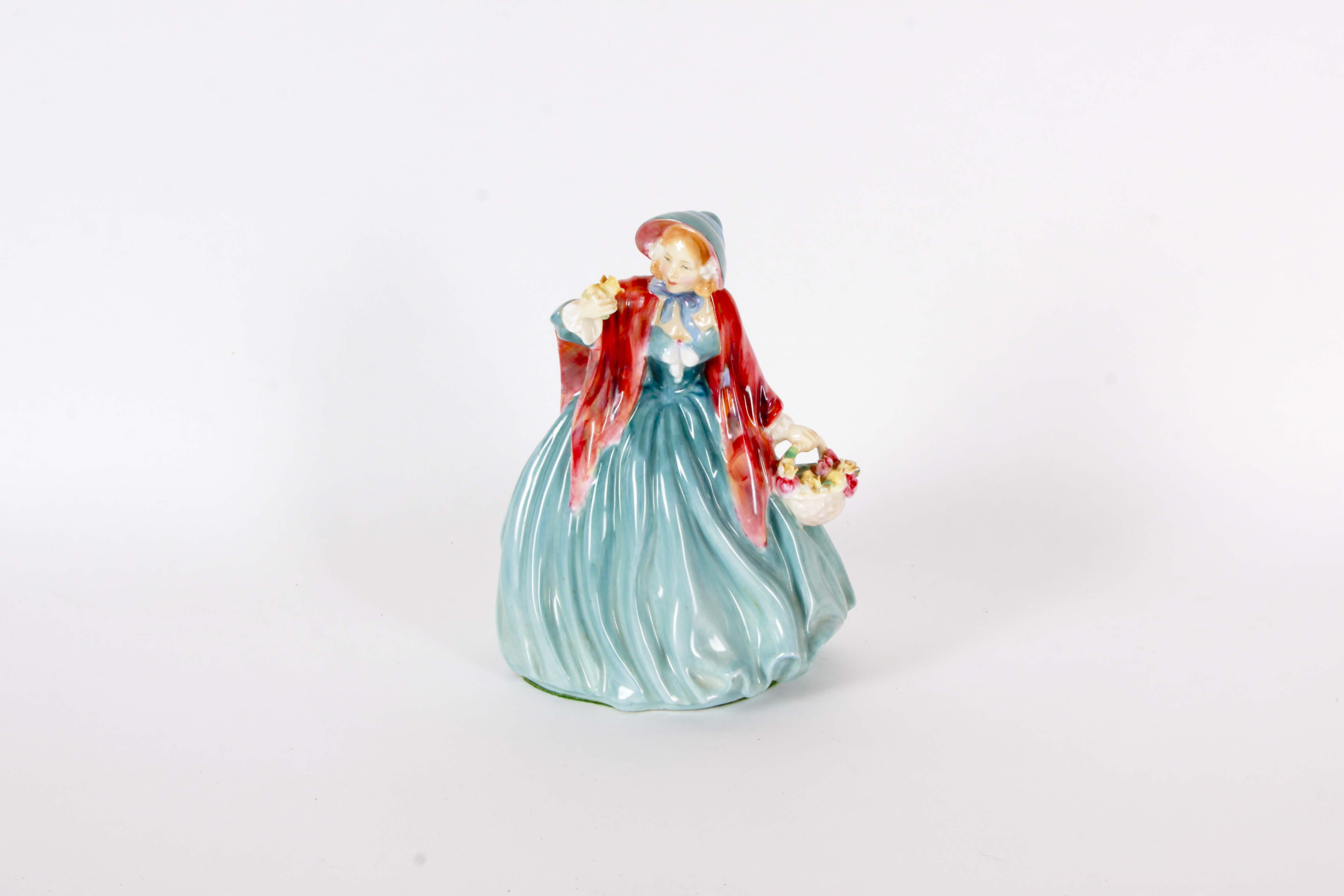 "Royal Doulton Figurine ""Lady Chariam"""