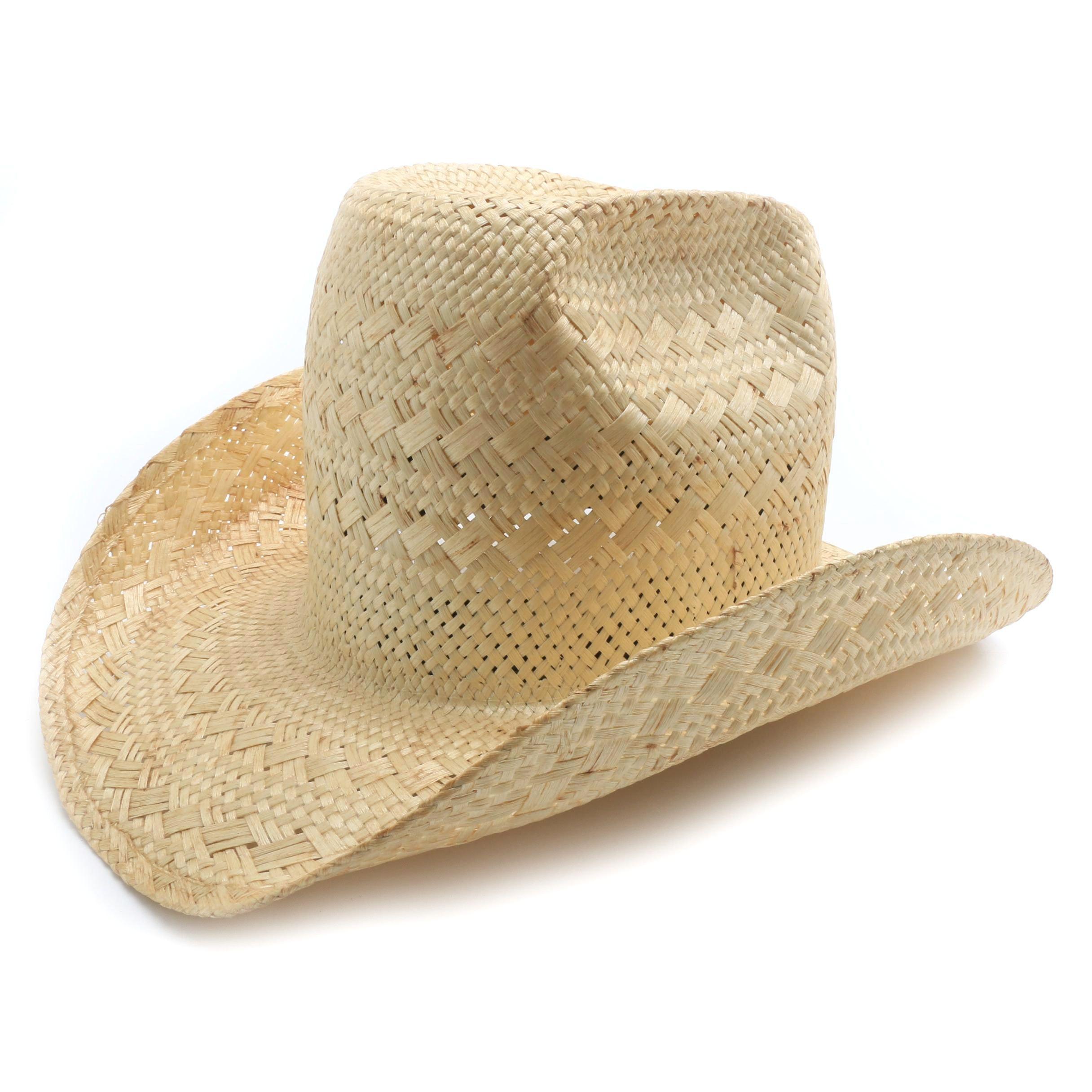 Stetson Roadrunner Woven Straw Hat