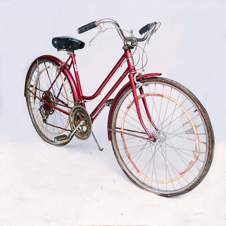 1972 Chicago Schwinn Cruiser Bicycle